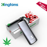 Kingtons Portable Ceramic Herb Vaporizer Black Widow, Pure and Flavorful Wholesale Dry Herb Vaporizer Pen