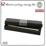 Wood Packaging Pencil Gift Pen Box Paper Display Plastic Pen Box Packing Display Box (YSD18)