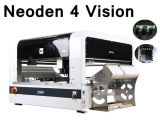Prototype Pick and Place Machine (Neoden 4) with 48 Reel Feeders Automatic SMT Machine