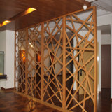 Customized Antique Bamboo Folding Screen
