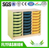 Children Furniture Design Toy Colorful Drawer Cabinet for Wholesale (SF-131C)