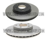 18060237 5580 Ts16949 OEM Brake Disc Rotor for Chevrolet/Buick/Pontiac/Cadillac
