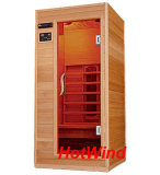 Far Infrared Dry Sauna Room, Portable Home Sauna