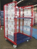 Rolling Security Cage, Rolling Cage (PKRC-4)