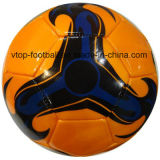 Four Color PVC Machine Stitched Football