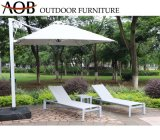 Modern Outdoor Garden Home Patio Hotel Resort Furniture Textilene Beach Chair Sun Lounger Daybed Sunbed