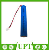 Rechargeable Lithium Battery 3.7V 2600mAh 18650 Li-ion Battery