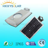 High Brightness 6W to 120W IP65 Integrated All in One LED Solar Street Light Price List