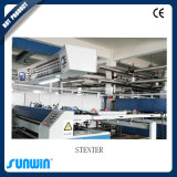 Textile Finishing Stenter Machine for Fleece Fabric