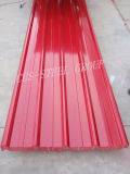 Color Metal Roof Tiles/Pianted Steel Roof Sheet