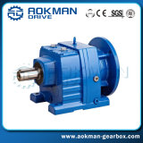 Modular Gearbox - R Series in- Line Helical Gearbox Reductor