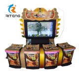 4 Players Ocean King Upright Stand up Gambling Casino Fish Game Machine for Sale
