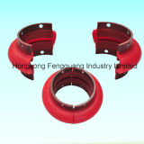 Air Compressor Part Rubber Omega Flexible Coupling Joint