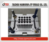 Huangyan High Polished Beer Crate Mould Plastic Injection Moulding