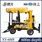 Trailer Drilling Rigs for Sale, Xy-600f Deep Hole Rock Drill