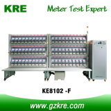 Class 0.05 64 Position Two Current Loop Single Phase kWh Meter Test Bench