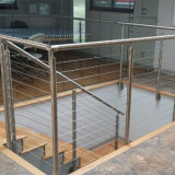 Stainless Steel Cable Railing Hardware Cheap Deck Balustrade