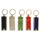 Hot Selling Promotional LED Keychain Light (JS-30801)