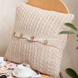 Acrylic Knit Cushion Cover Pillow Cover Pillowcase (A14107)