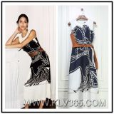 China Wholesale New Design Women Fashion Clothing Long Maxi Party Dress