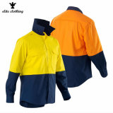 ANSI En471 Wholesale Men High Visibility Warning Clothing