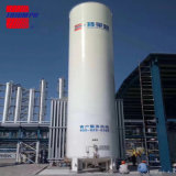 Customized 30m3 Lox/Lin/Lar Cryogenic Liquid Storage Tank with Pbu