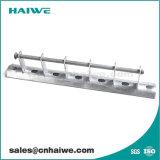Secondary Racks for Pole Line Hardware