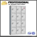 Steel Clothes Cabinet Locker, 12 Door Metal Locker, Cabinet Locker