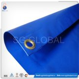 Blue PVC Coated Truck Cover Tarps