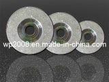 Diamond Grinding Blade for Semiconductors, Diamond Disc, Diamond Wheel. Electroplade Diamond Tools for Silicon, Diamond Wheels for Surface Grinding