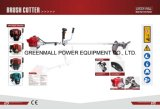 Brush Cutter Powered by Kawasaki Gasoline Engine (TJ45E)