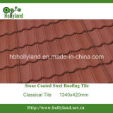 Stone Coated Roof Tile of Metal (Classical Tile)