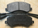 China Professional Factory Car Brake Pads for America Market