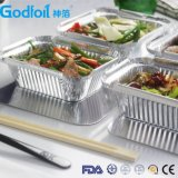 Disposable Aluminum Foil BBQ Grilling Baking Food Container From Godfoil Brand