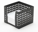 Work Desk Accessories/ Metal Mesh Stationery Memo Holder/ Office Desk Accessories