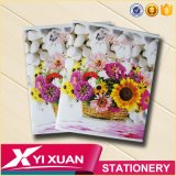 Wholesale Flower Cover Notebook Custom Printed School Exercise Book