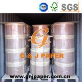Wood Pulp Natural White Water Resistant Heat Sensitive Paper