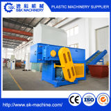 Single Shaft Shredder for Plastic PE PP Pet ABS PC Nylon Lump and Block