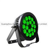 Professional Stage Decoration Outdoor LED Lighting Wholesale 18 LED PAR Can Light
