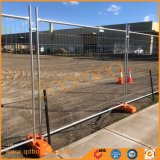 2.1*2.4m Standard Wholesale Galvanized Weld Wire Mesh Temporary Fence