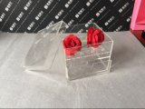 Acrylic Flower Box with Drawers