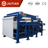 Beer Waste Belt Type Roller Dewatering Machine with Good Price