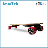 Smartek 4 Wheels Electric Wooden Skateboard Gyropode with Remote Control -Dual - Motor Electric-Long Board Balance Scooter S2b