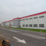 Hangar Steel Structure Warehouse Pre-Engineer Construction Structural Building in China