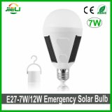 All in One AC220-240V SMD5730 7W LED Emergency Solar Bulb