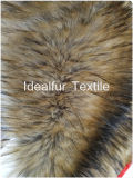 Artificial Color Dying Raccon Fake Fur
