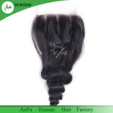 Loose Wave Unprocessed Healthy Pure Human Hair Closure