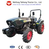 Taihong 2WD/4WD Mini/Small/Large 55HP Agricultural Wheel Farm Tractor