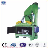 High Quality Turntable Shot Blasting Machine, Automatic Polishing Machine