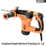 Nenz Nz30 Used on Construction Industry Rotary Hammer for Drilling Concrete Wall